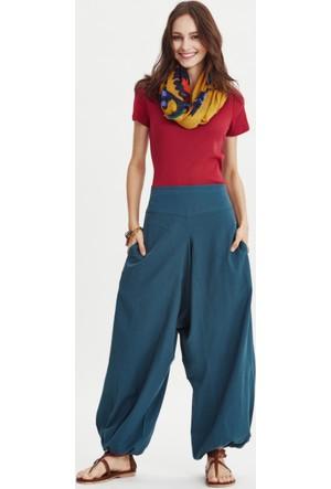 Los Banditos Kadın Petrol Yoga Pantolon P255