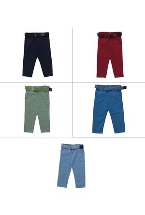 Tati Erkek Çocuk Likralı Keten Pantolon