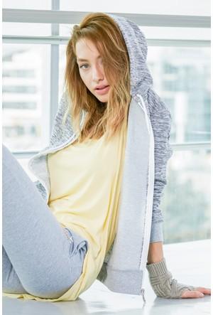 FullaModa Cepli Sweatshirt 17K17ALAT0023598