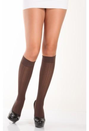 Pierre Cardin Desenli Dizaltı Çorap Caprına 230000409