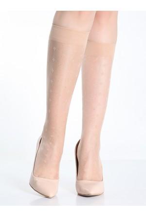 Pierre Cardin Desenli Dizaltı Çorap Esta 230000421