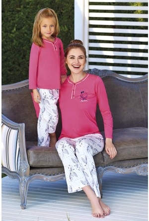 Pierre Cardin Lisanslı Genç Kız Pijama Takımı