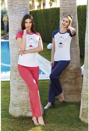 Pierre Cardin Lisanslı Kadın Pijama