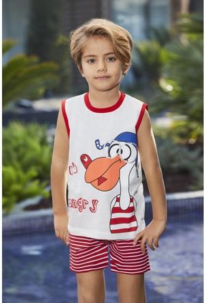 Roly Poly Süprem Erkek Çocuk Atlet Şort Takım