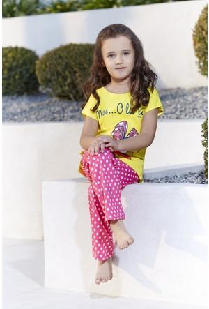 Roly Poly Süprem Kız Çocuk Pijama