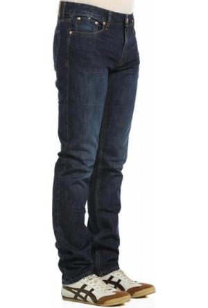 Loft Carlos Dark Rio Erkek Kot Pantolon Lacivert 2011717