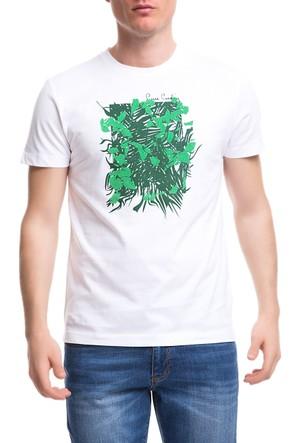 Pierre Cardin Erkek Bird T-Shirt 50112438-Vr054
