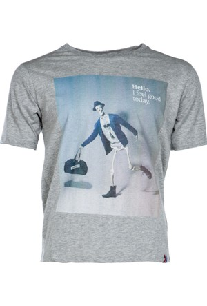 French Kick Feel Good Today T-Shirt11999