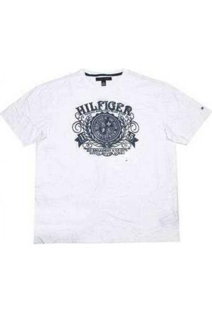 Tommy Hilfiger Tm25991 Bisiklet T-Shirt