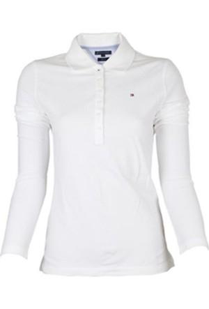 Tommy Hilfiger 1M57603826-100 Polo Yakalı T-Shirt