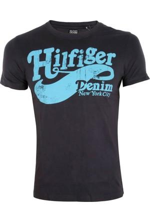 Tommy Hilfiger 1956217206-903 Erkek T-Shirt Mk