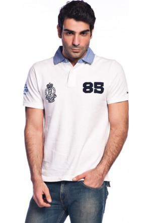Tommy Hilfiger 0887811362-100 Bob Polo Yaka T-Shirt Av.