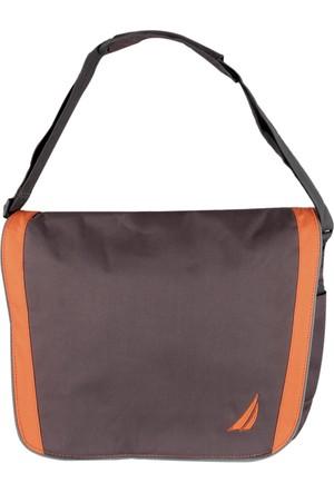 Nautica 2601C20 Messenger Bag Çanta