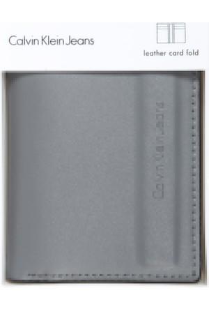 Calvin Klein 79610-Gry Cüzdan