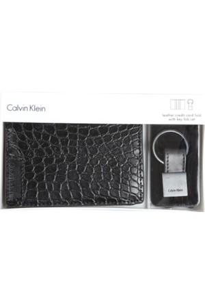Calvin Klein 79598-Blk Cüzdan