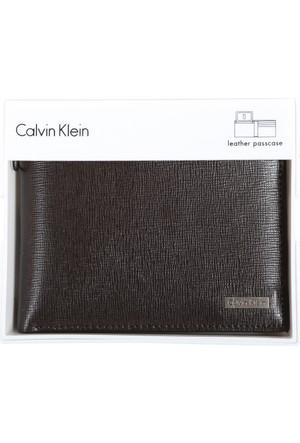 Calvin Klein 79385-Brn Cüzdan