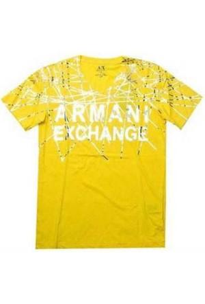 Armani Exchange Ax87323 V Yaka T-Shirt
