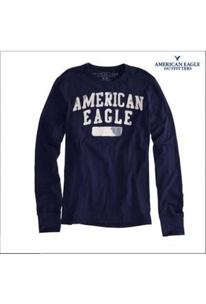 American Eagle 2124 Sweatshirt Gri