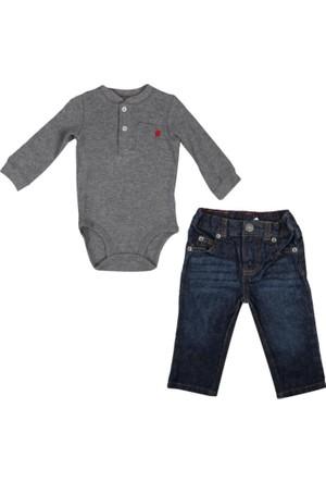 Carter's 121C761-He Zıbın Pantolon Takım