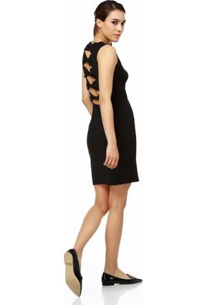 Sense 13312 Kolsuz Sırtı Fiyonklu Dalgıç Elbise