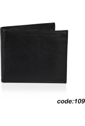 Dearybox Safir Siyah Erkek Cüzdanı Model 109