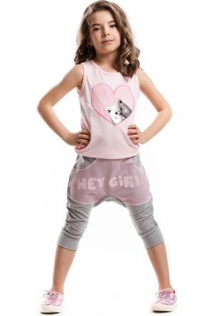 Mushi Hey Girl Baggy Takım