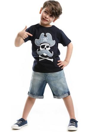 Mushi Pirates Jean Şort Takım