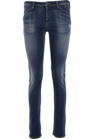 Armani Jeans Kadın Kot Pantolon 3Y5J285D1Mz