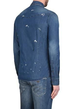 Armani Jeans Erkek Gömlek 3Y6C296Dbcz