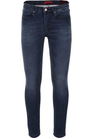 Hugo Boss Jeans Erkek Kot Pantolon 50330527