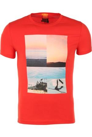Hugo Boss Erkek T-Shirt 50332465