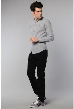 Rodin Hills Kobalt Mavi 701 Erkek Kot Pantolon Kemerli 805