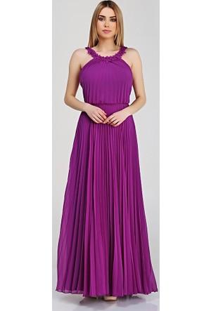 Carmen Kadın Piliseli Elbise 54637