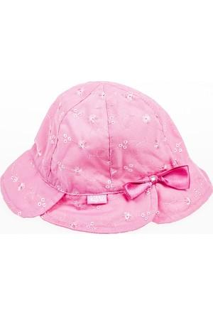 Soobe Kız Çocuk Maksi Şapka Renkli