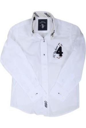 U.S. Polo Assn. -6 Usa Çocuk Gömlek