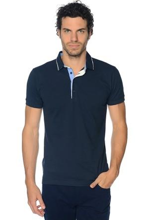 Fabrika Lacivert Polo Yaka Tshirt