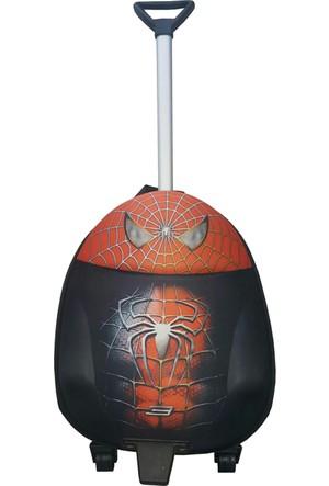 Adalinhome Örümcek Adam Çocuk Çekçek Sırt Çant
