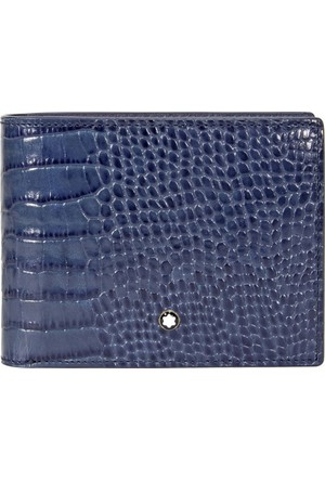 Montblanc Meisterstück Leather Goods 6Cc Card Holder 113282