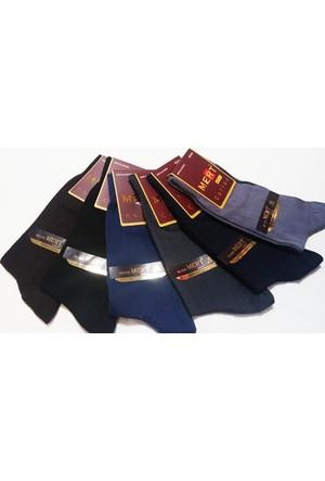 Mert Erkek Coton Antibakteriyel Çorap 6 Lı Set