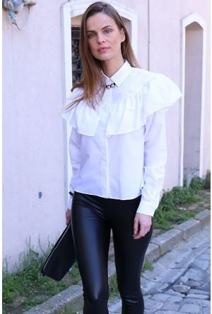 Bsl Fashion Nbt Zelina Gömlek 9221 01