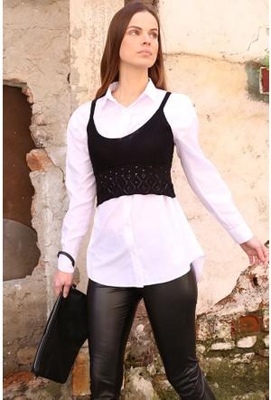 Bsl Fashion Bsm Linela Crop Büstiyer 9200 02