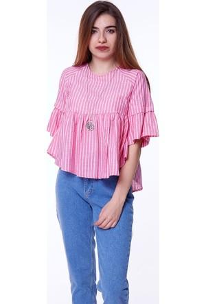 Bsl Fashion Grd Manila Bluz 9208 11
