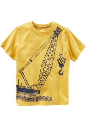 Carter's Erkek Bebek Tshirt 225G779