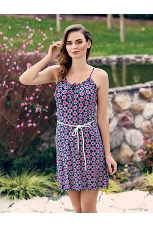 Mel Bee Askılı Kadın Elbise MBP23305-1