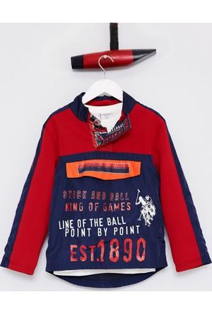 U.S. Polo Assn. Lexkids Erkek Çocuk Mont