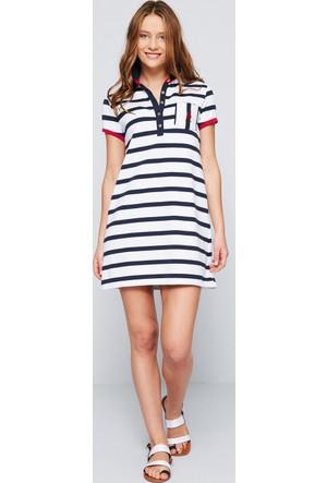 U.S. Polo Assn. Cameo Kadın Örme Elbise