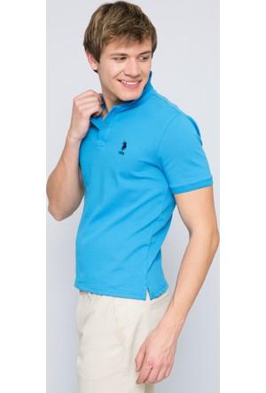 U.S. Polo Assn. Tp04İy7 Erkek T-Shirt