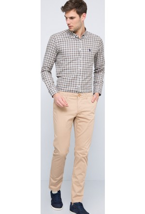 U.S. Polo Assn. Ryan7Y-İng Erkek Dokuma Spor Pantolon