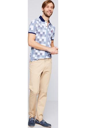 U.S. Polo Assn. Mike7Y-İng Erkek Dokuma Spor Pantolon