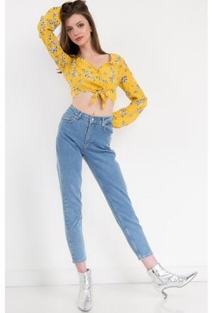 Bsl Fashion Mavi Jean 9193